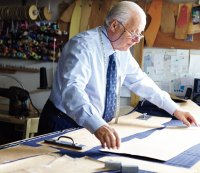 What Every Man Can Learn From Umberto Pitagor: the Obi-Wan Kenobi of Suit Making