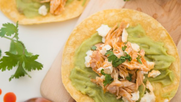 4 Easy Party Foods