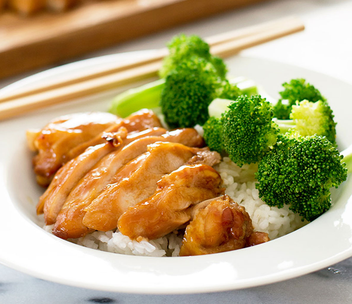 The easiest chicken recipes for guys who cant cook easy teriyaki chicken with homemade teriyaki sauce forumfinder Gallery