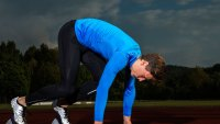 5 track workouts for speed, power, endurance