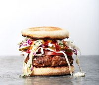 Brave New Burgers: 5 of the Newest, Boldest, Most Ab-friendly Burgers You Could Ever Flip Onto a Grill