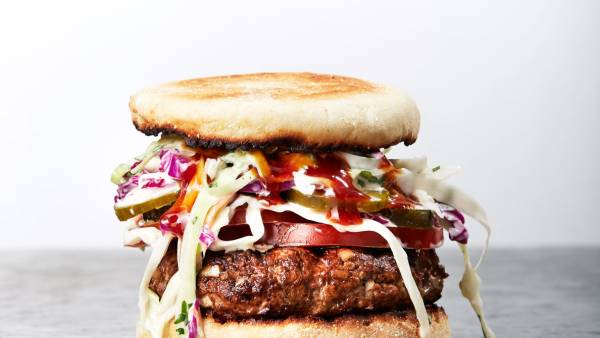5 bold new burgers