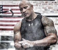 The Rock Joins the Elite Under Armour Team