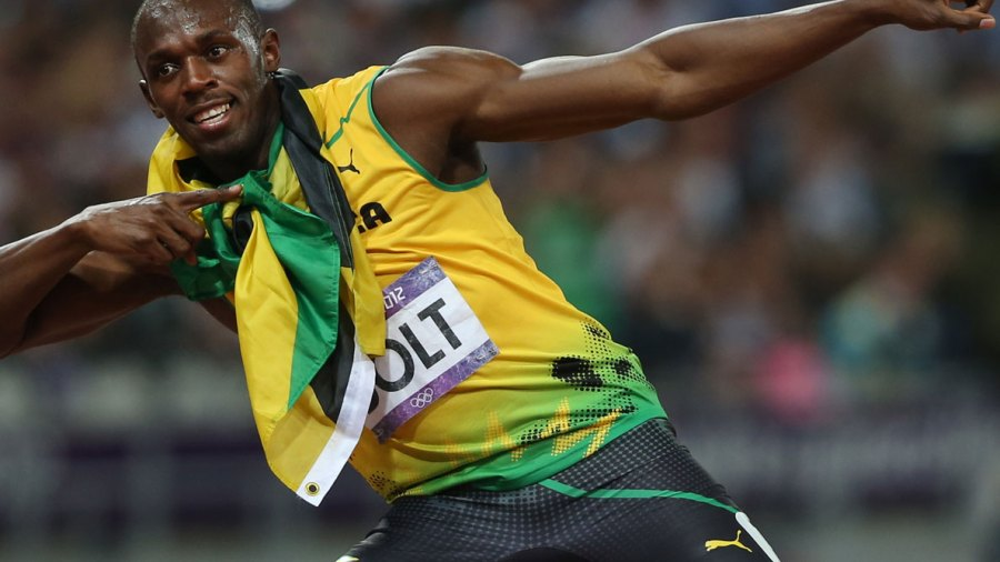 Fit Fix: Usain Bolt Claims World Title, the Foo Fighters Rickroll the WBC, and Jon Stewart Makes a Heel Turn