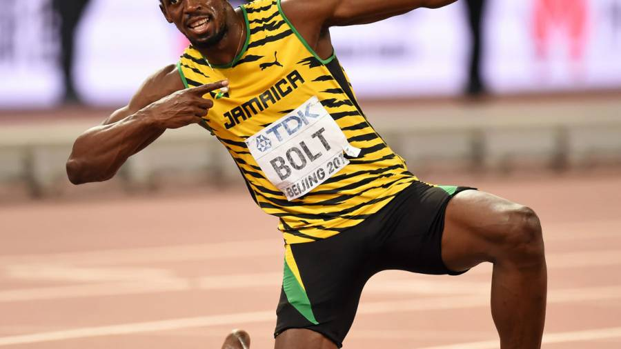 Usain Bolt Topples the Olympic Competition, Gets Hit by a Segway