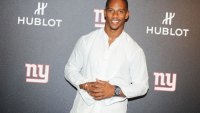 Giant Return: NFL Star Victor Cruz's Football and Fashion Comeback