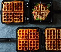 5 Healthy and Delicious Waffle Recipes