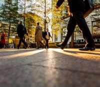 "Cities Where People Walk More Are ""Smarter"" Than Cities Where Everyone Drives"