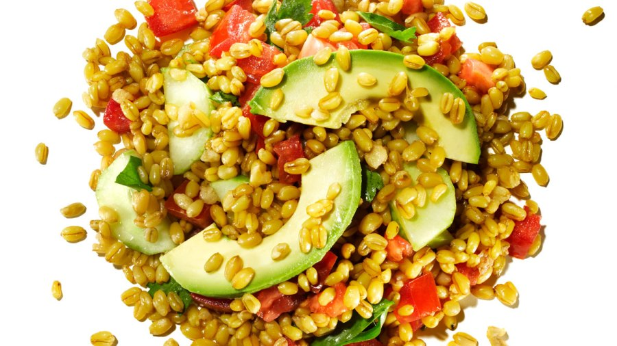 Ask Men's Fitness: WTF Are Warm Grain Salads?