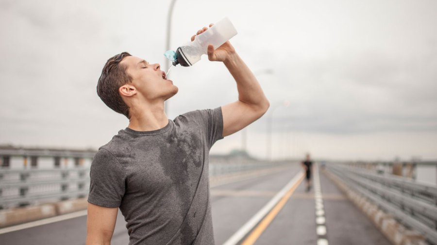 How Drinking Too Much Water Can Be Life-Threatening for Endurance Athletes