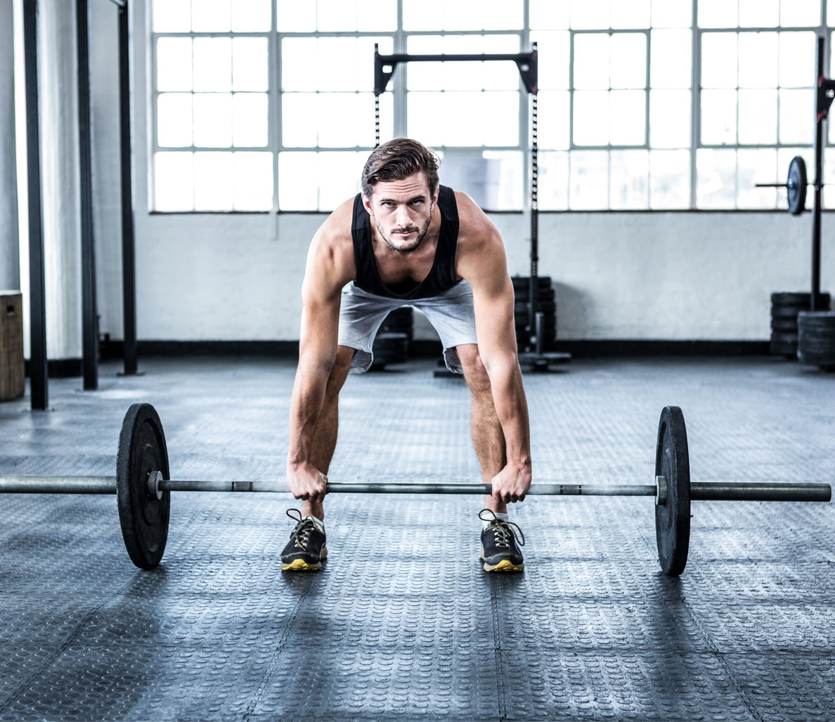 Why It's Hard to Gain Weight: Four Rules to Building Muscle
