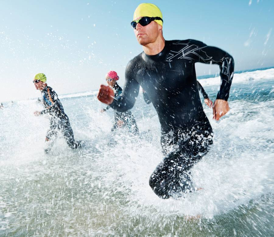 Find the proper wetsuit fit