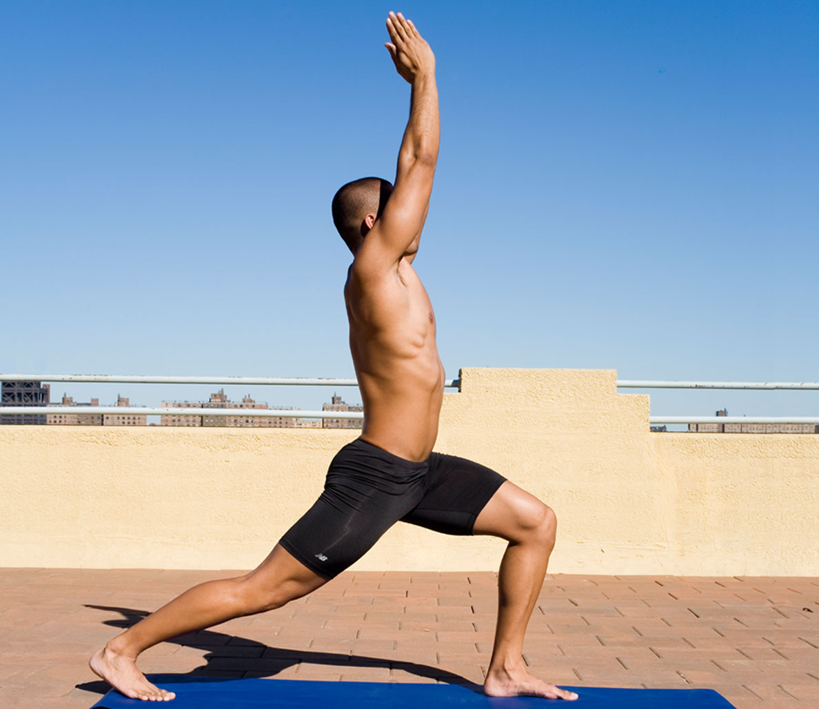 Top 10 Yoga Poses For Men