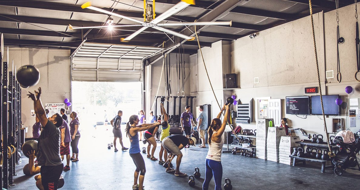 Yelps 51 Best Gyms In America