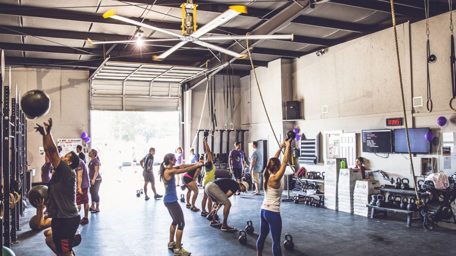 The 50 Best Gyms in America