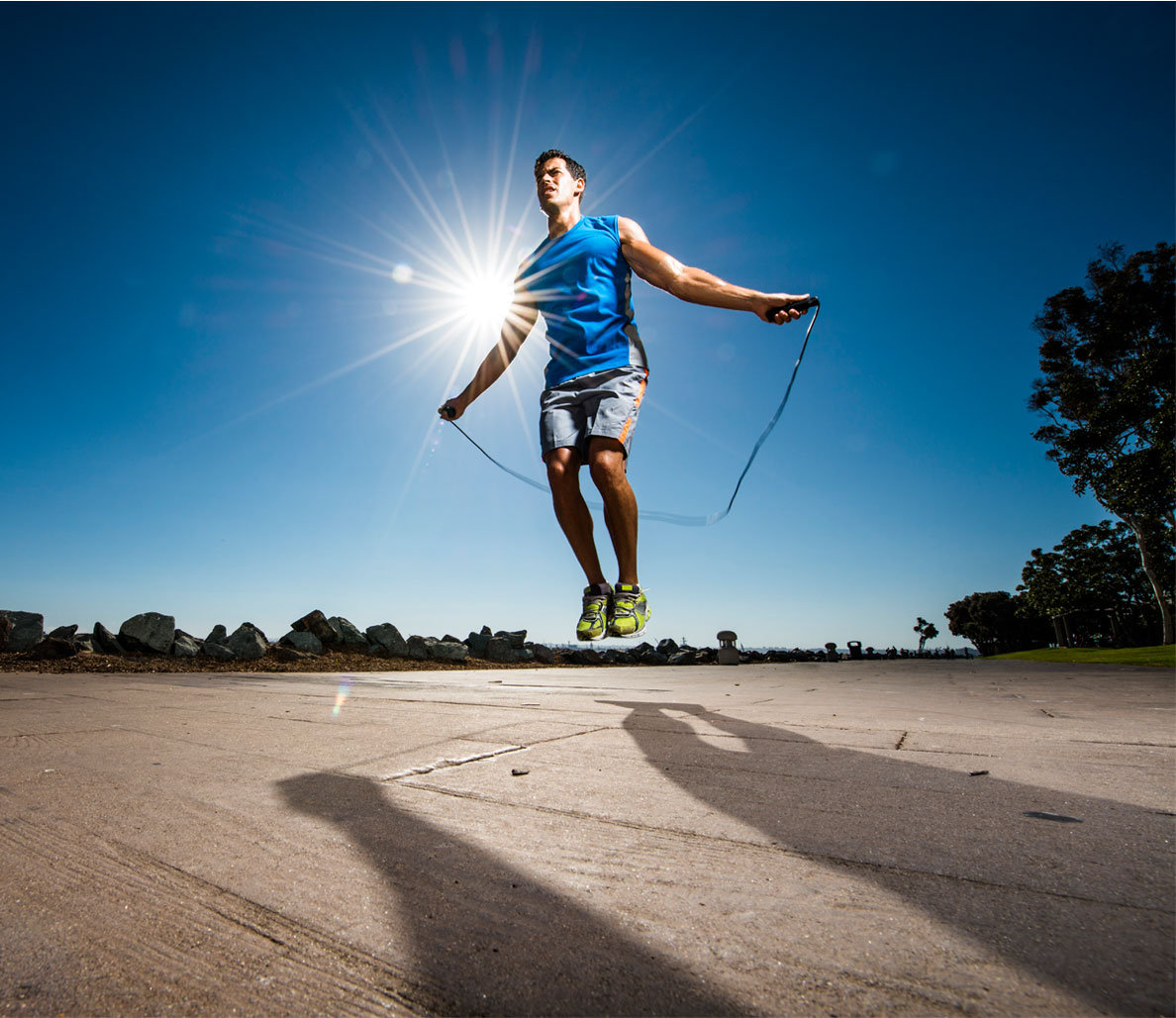 10 best outdoor workouts to burn fat and build muscle
