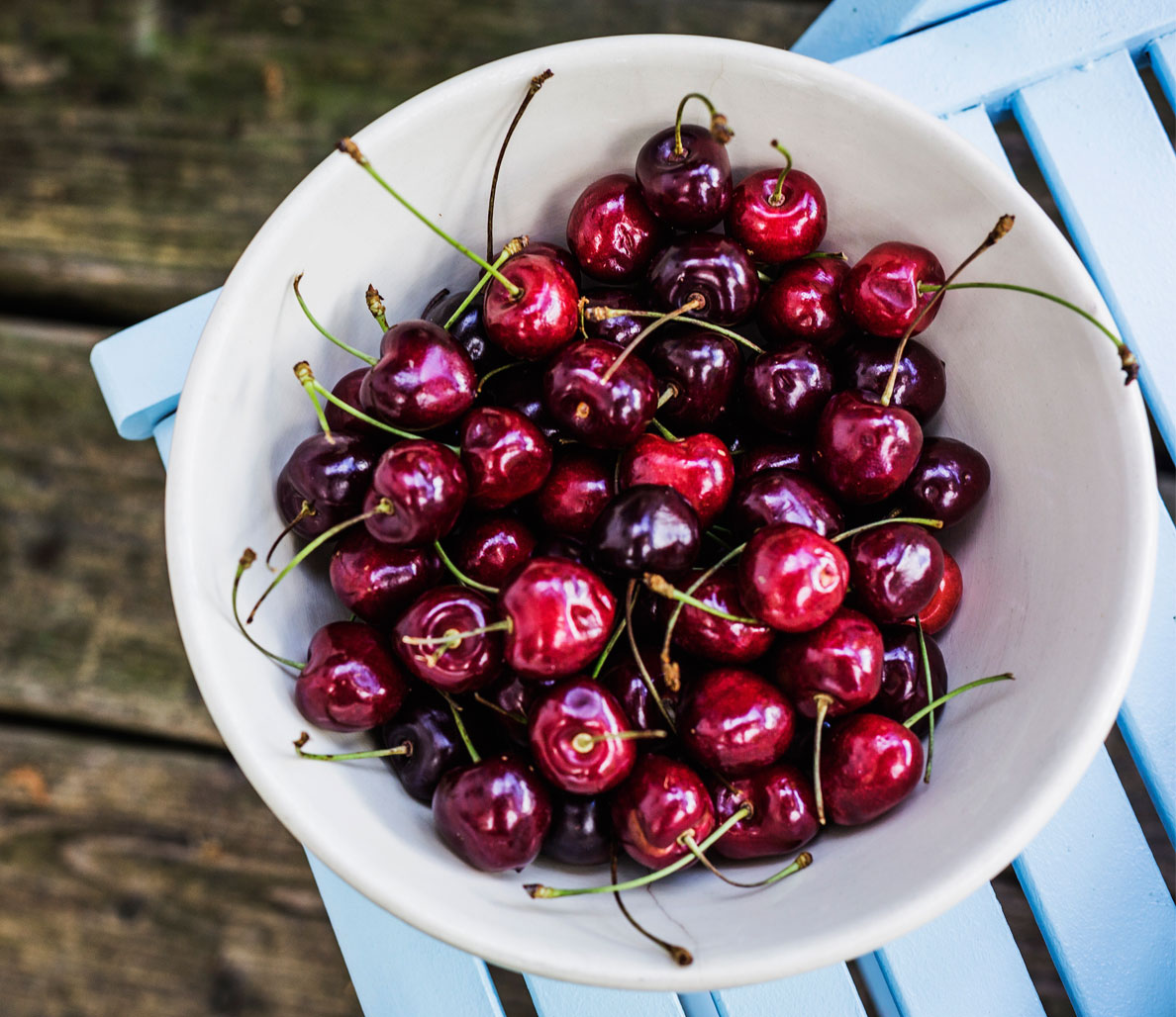 5 health benefits of tart cherries