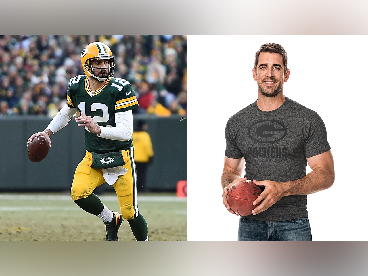 Aaron Rodgers Talks Offseason Training, Yoga, and Eating Habits: I Want to Play Another 10 Years'