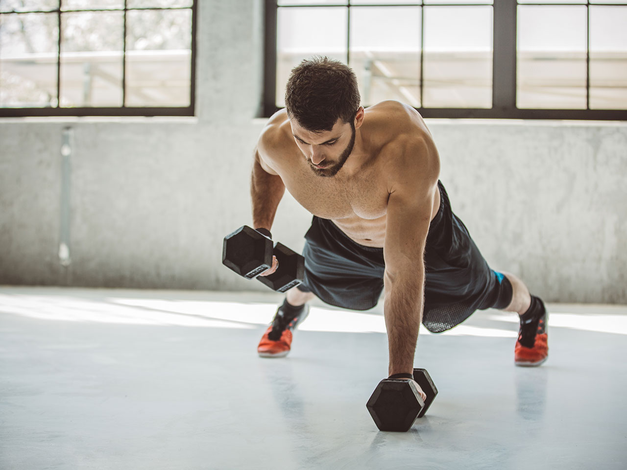 Six pack workout at home for men