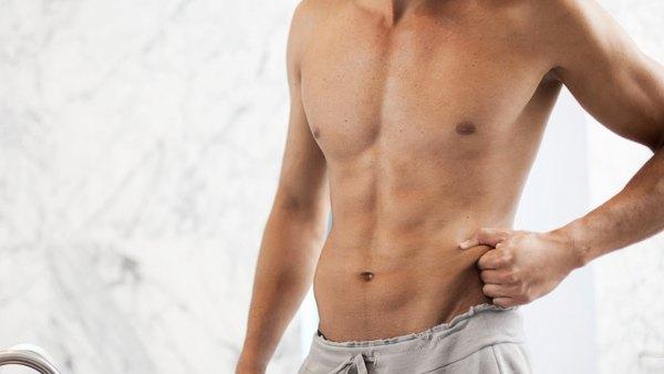What's preventing you from getting a six-pack