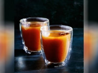 Gingerbread Glogg Cocktail by Absolut Vodka