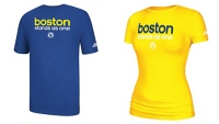 Adidas Launches Boston Tribute Tee