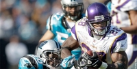 Vikings RB Adrian Peterson: the AFC's Biggest Fan