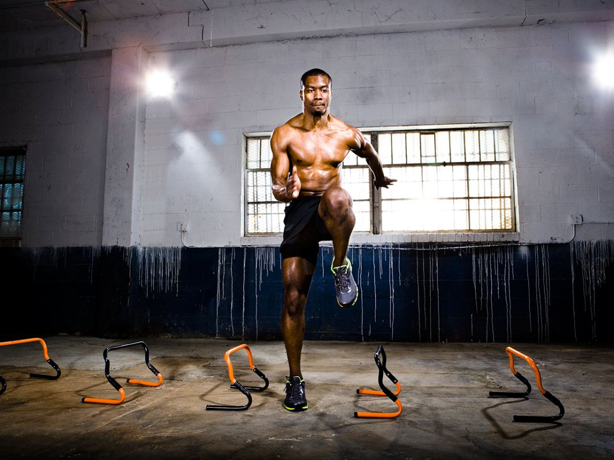 5 Agility-training Workouts That Will Make You Better at Any Sport