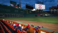 Sleepover at Fenway