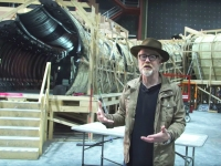 Watch: Adam Savage Goes Behind The Scenes Of 'Alien: Covenant'