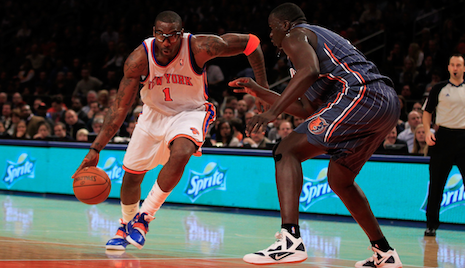 Amar'e Stoudemire on the Playoffs, His Documentary, and His Future