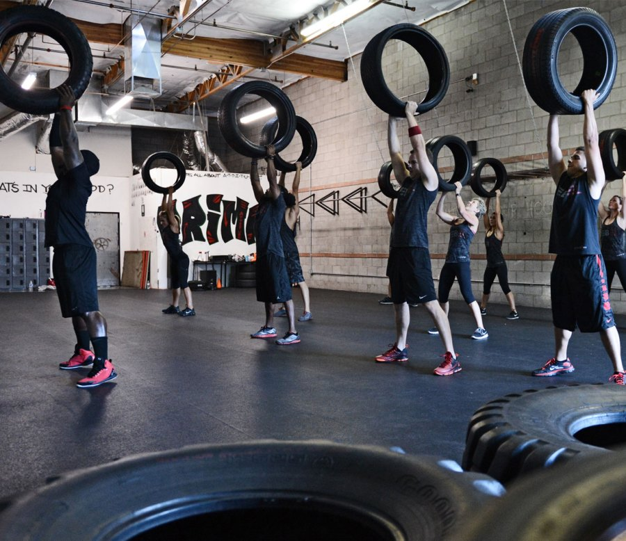 Nine Fitness Classes to Try in 2015