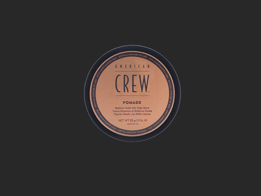 12. American Crew Heavy Hold Pomade