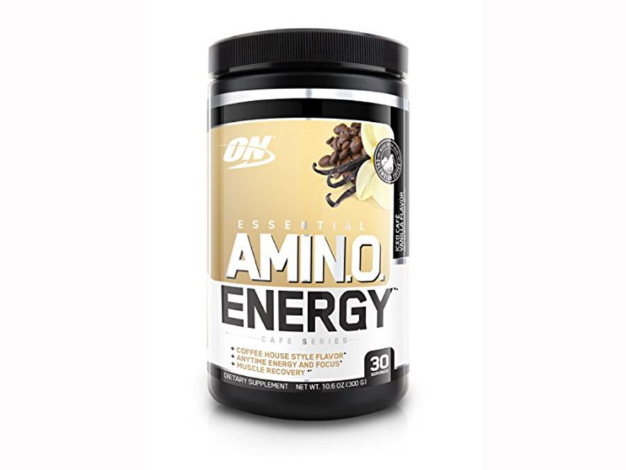 Optimum Nutrition Amino Energy Iced Vanilla Latte