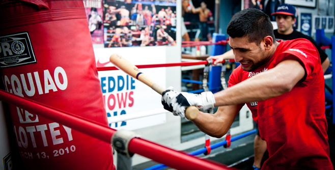 Boxer Amir Khan: the Most Interesting Champ in the World