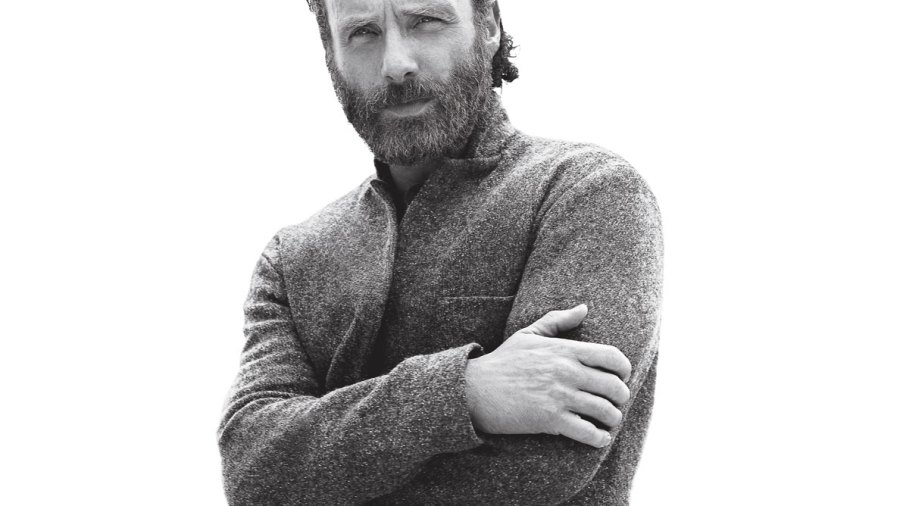 Andrew Lincoln: Slaying Zombies at 40