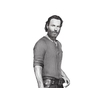 Andrew Lincoln: Our Sheriff at the Apocalypse