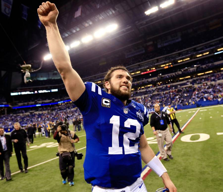 Nutrition Plan: How NFL Star Andrew Luck Eats His Way to Elite Fitness