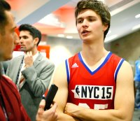 ANSEL ELGORT IS A FITNESS NUT