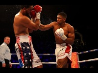 35 Times Champion Boxer Anthony Joshua Knocked Out Instagram With His Workouts
