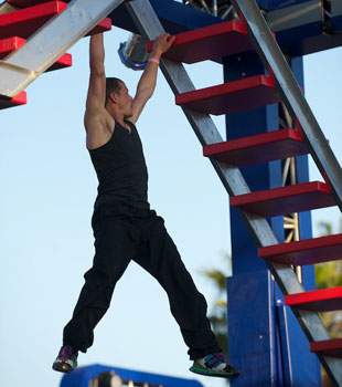 G4's American Ninja Warrior Obstacle Course Will Break You