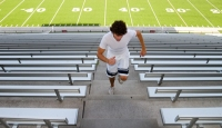 Anywhere Workout: Training on a Staircase or Bleachers