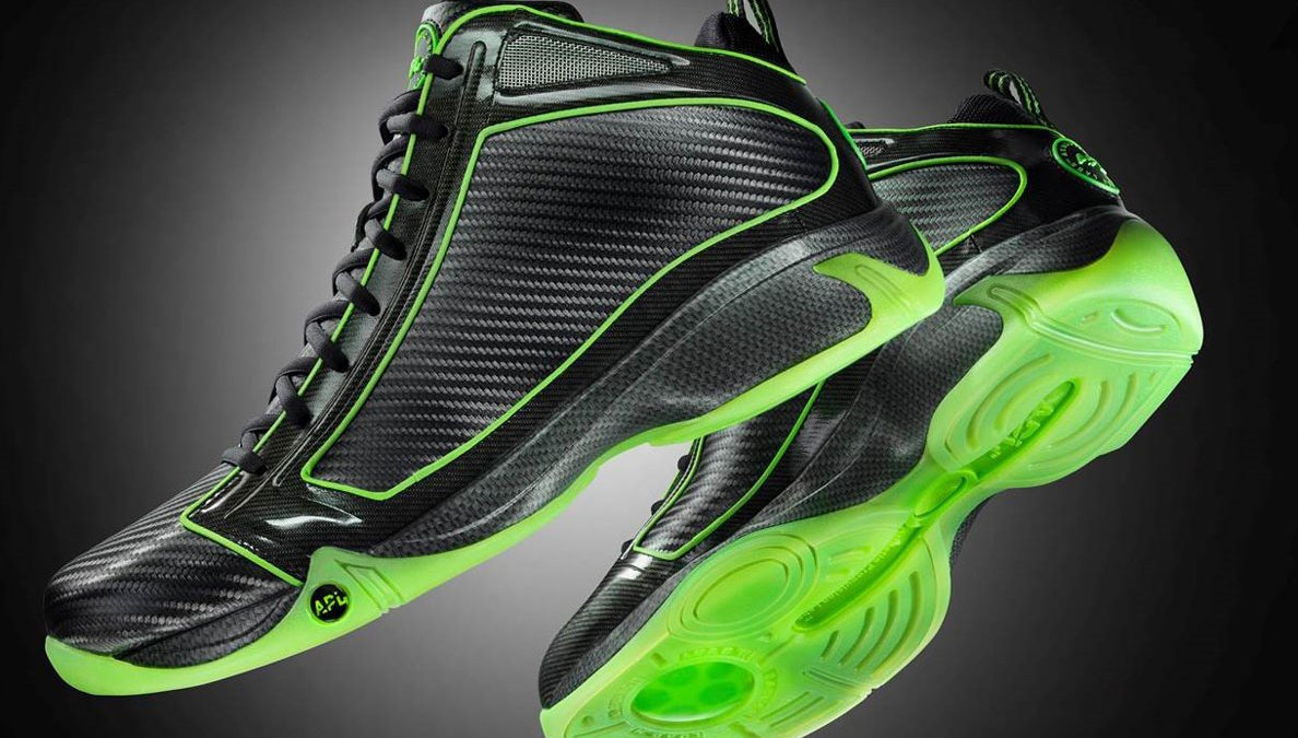 VIDEO: These Shoes Are Banned by the NBA—and They've Been Blowing up Ever Since