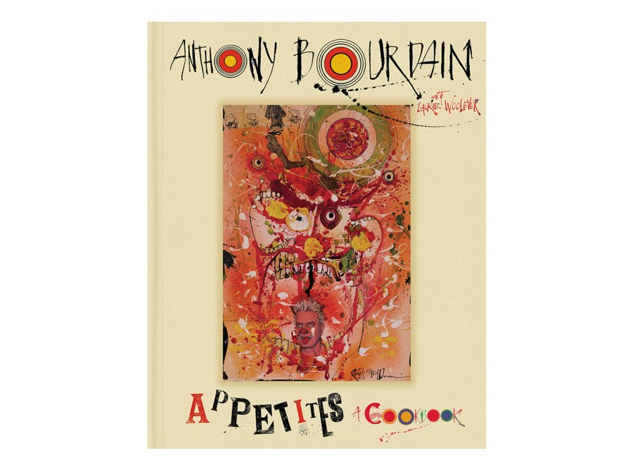 'Appetites: A Cookbook' by Anthony Bourdain