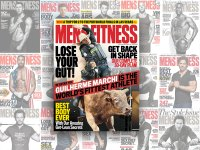 Get your April edition of Men's Fitness!