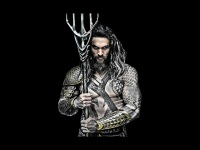 Jason Momoa stars as Aquaman. Photo via Zack Snyder / Twitter