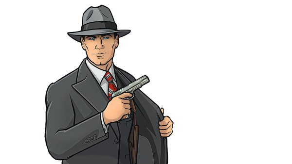 How To Be A Real Man, According To Archer