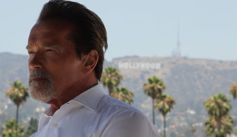 Arnold Answers: Being Fit for Film