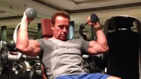 10 times Arnold Schwarzenegger pumped up Instagram