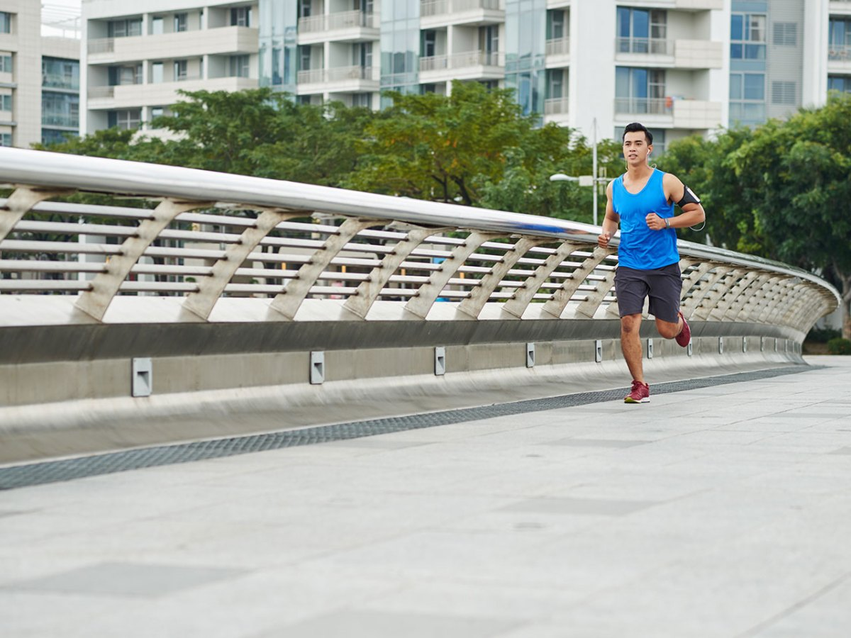 How to run right